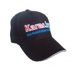 Бейсболка с логотипом Karas.by